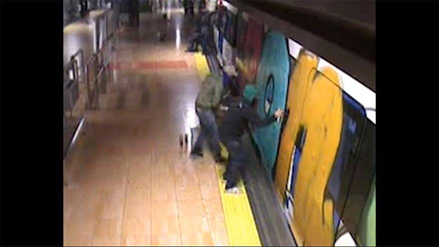 Arrestation d'un célèbre graffeur espagnol accusé de « 31 000 euros de dégâts »