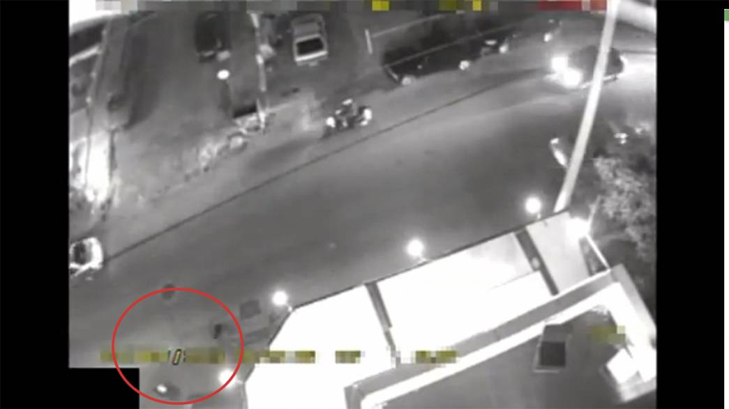 Polizei gibt Video von Mordanschlag auf griechische Neonazis frei