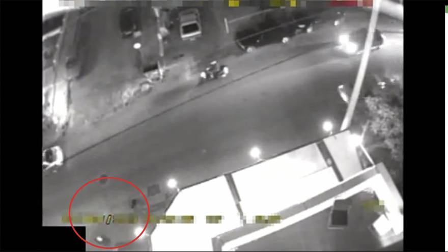 Grecia, il video dell'agguato contro i militanti di Alba dorata