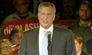 Profile of Bill de Blasio – New York's first Democrat mayor in two decades