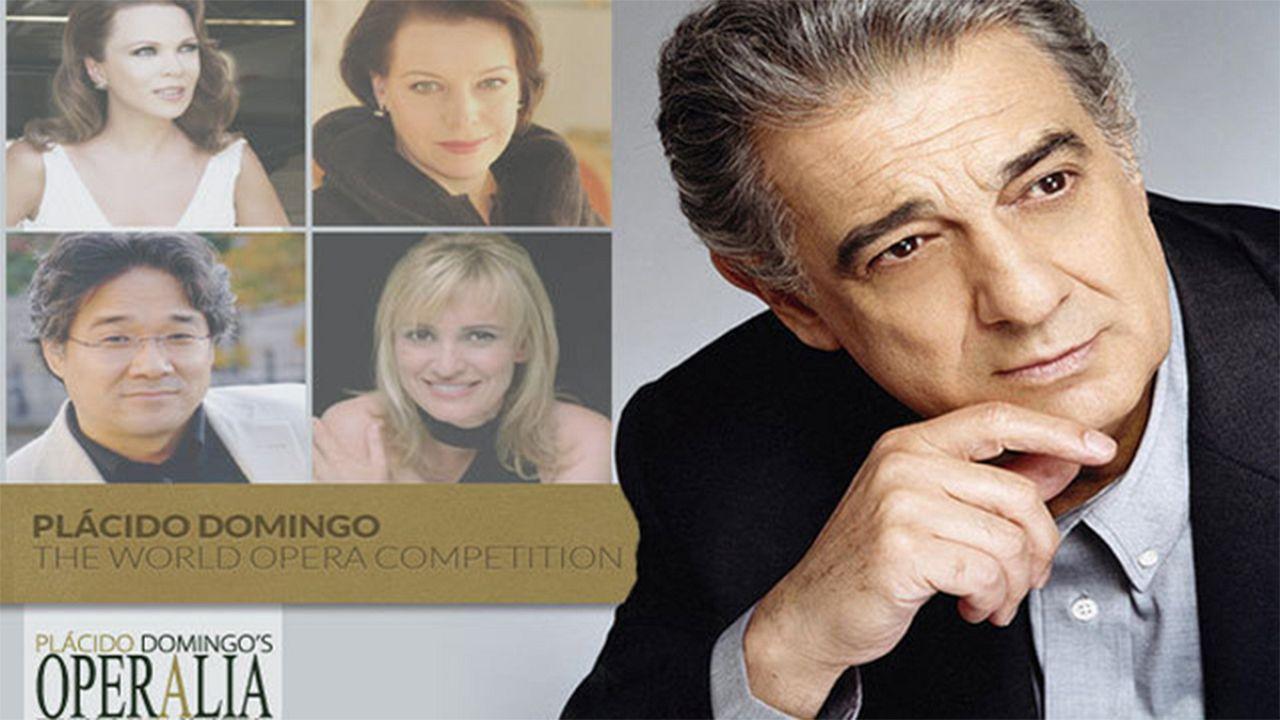La première édition du concours Operalia