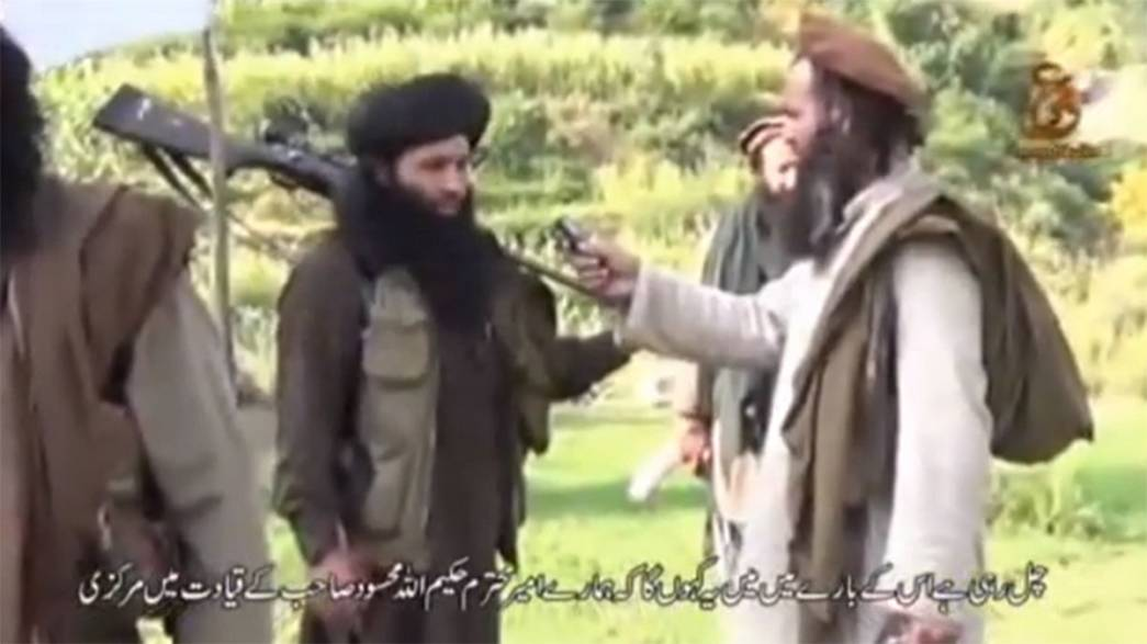 Pakistan Taliban scrap peace talks after electing new chief Mullah Fazlullah