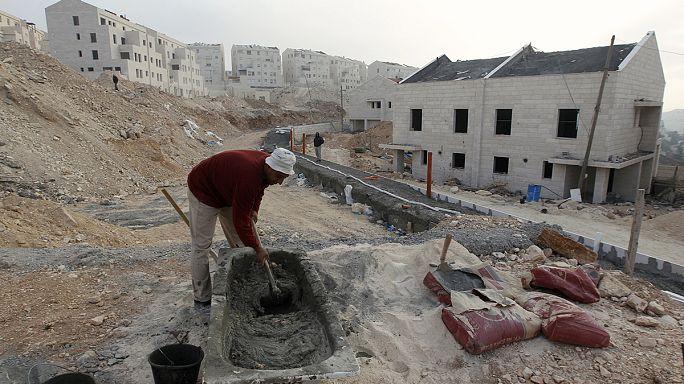 """الاتحاد الاوروبي يعرب عن """"اسفه"""" لمواصلة الاستيطان الاسرائيلي"""