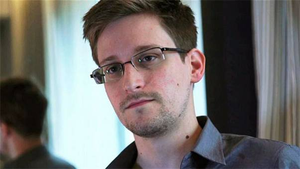 """Spy chief claims Britain's enemies are """"rubbing hands with glee"""" amid Edward Snowden leaks"""