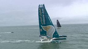 Transat Jacques Vabre sets sail