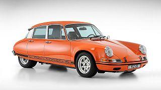 Τι θα έχουμε αν ενώσουμε μια Porsche 911 με Citroën DS;