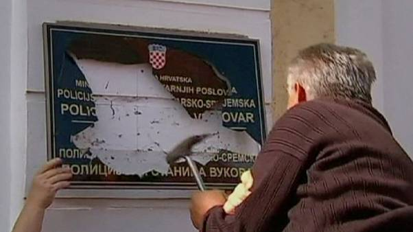 Vukovar: divided by an alphabet