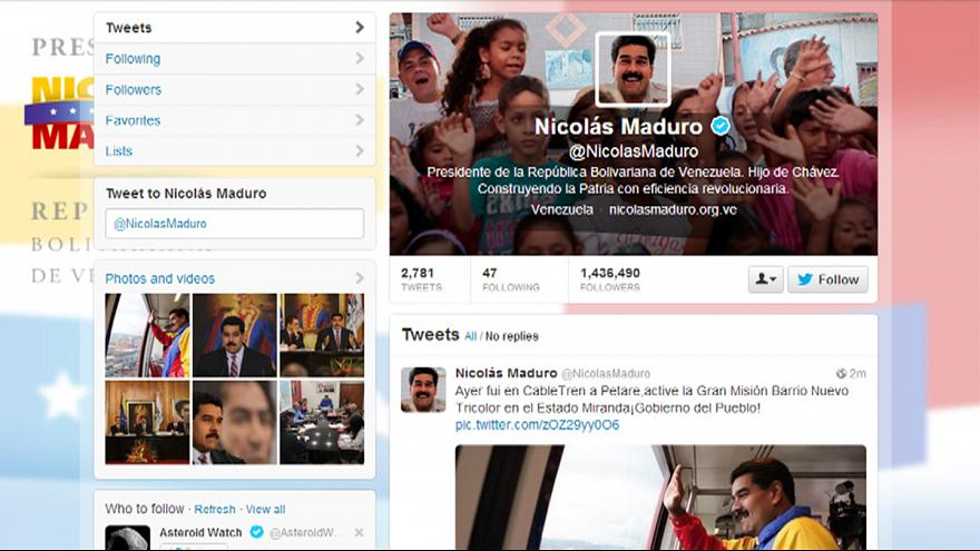 Les présidents sud-américains sont des twitteurs invétérés
