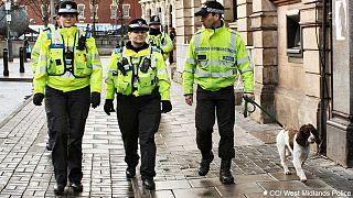 Grande-Bretagne : 1 800 euros pour les chiens retraités de la police