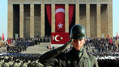 Turkey commemorates 75th anniversary of Ataturk's death