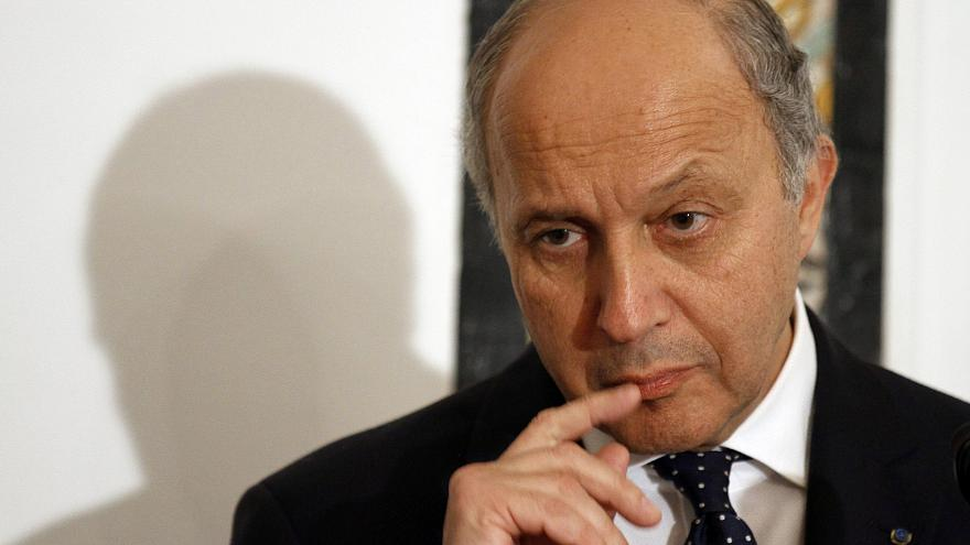 Deal on Iran nuclear programme 'not far' says France's foreign minister