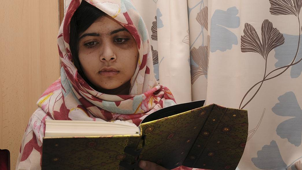Malala's book banned by Pakistan private schools