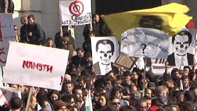 Bulgaria: Sofia University blocked after Sunday march marks 150th day of protests