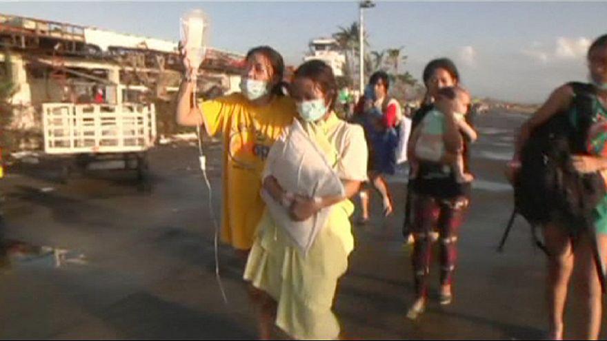 A Google segít a fülöp-szigeteki katasztrófa túlélőinek