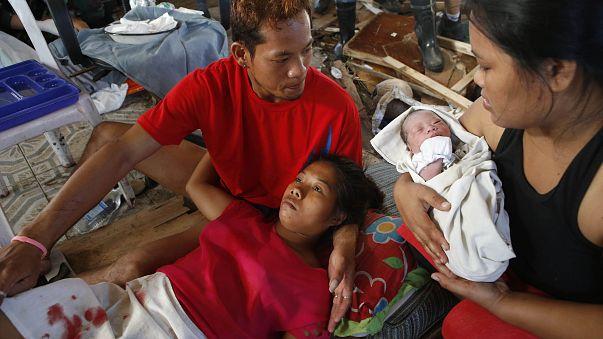 Philippines : un hôpital dans la valise de Médecins Sans Frontières