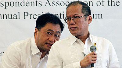 Philippines president claims typhoon death toll around 2,500