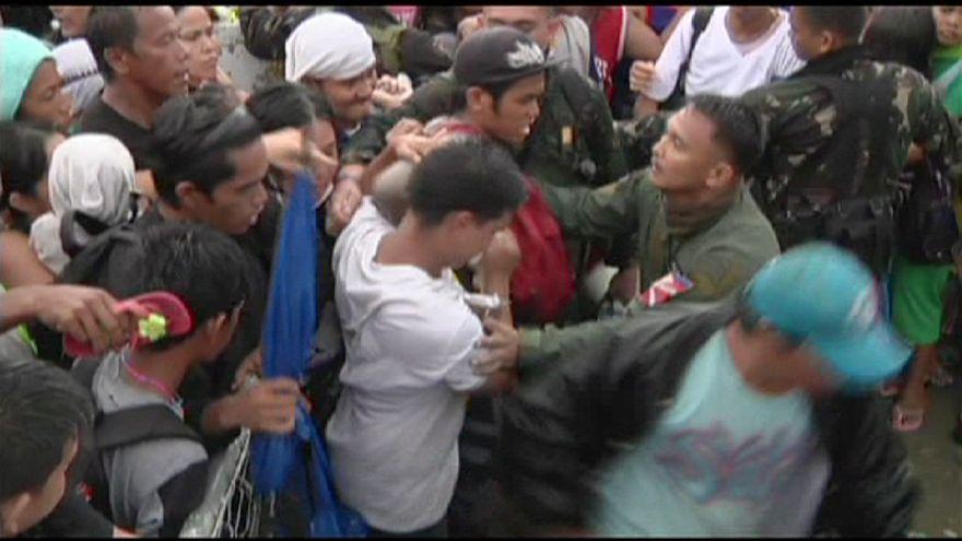 Филиппины: разруха и хаос