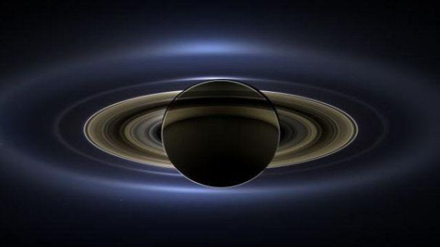 Csodálatos felvételek a Szaturnuszról
