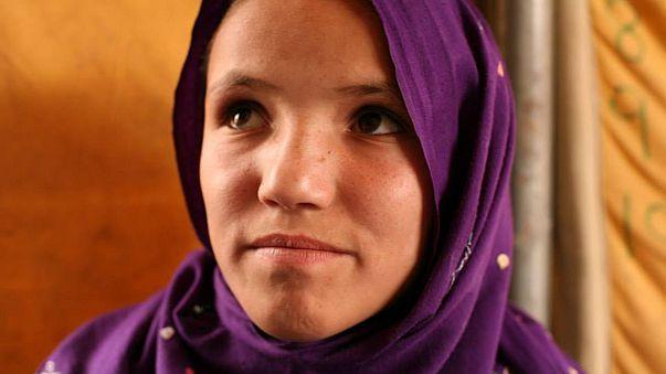 Pakistan'da savaş mağduru çocuklar