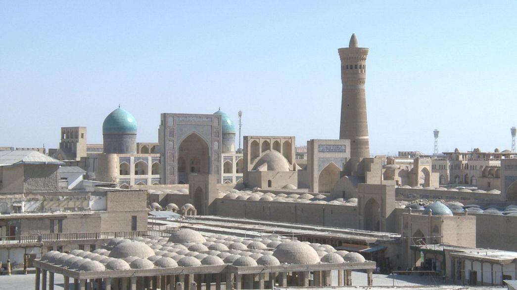 Na rota de Bukhara