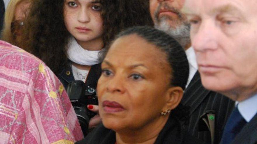 Probe into magazine's cover that compares black minister Christiane Taubira to monkey