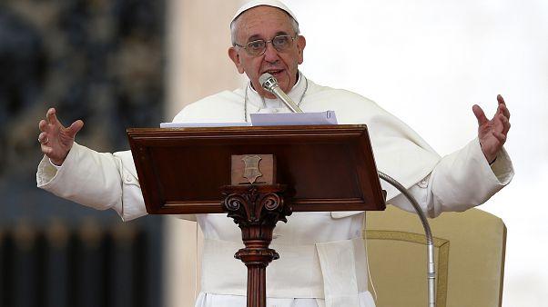 Papa Francisco alvo da máfia italiana