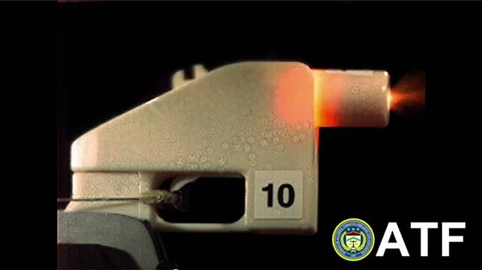 US authorities recognise 3-D firearms pose a threat to public safety