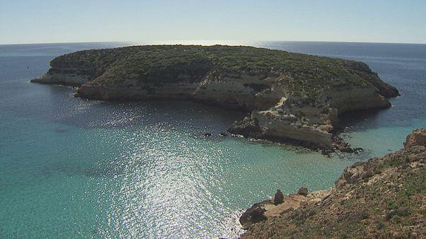 Die verlorene Insel: Lampedusa