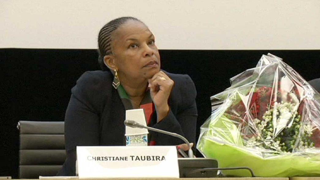 Fausse publicité raciste contre Christiane Taubira sur Facebook