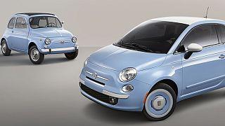 Επιστροφή στο μέλλον με ένα.. Fiat 500!