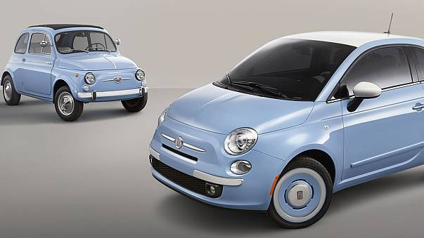 Fiat goes back to the future with '1957 Edition' 500