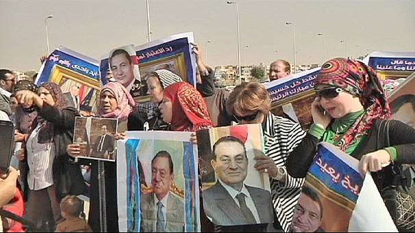 New hearing in the trial against Egypt's ex-president Hosni Mubarak