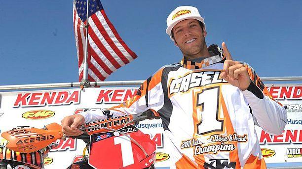 American motorcycle racer Kurt Caselli dies in Mexico race