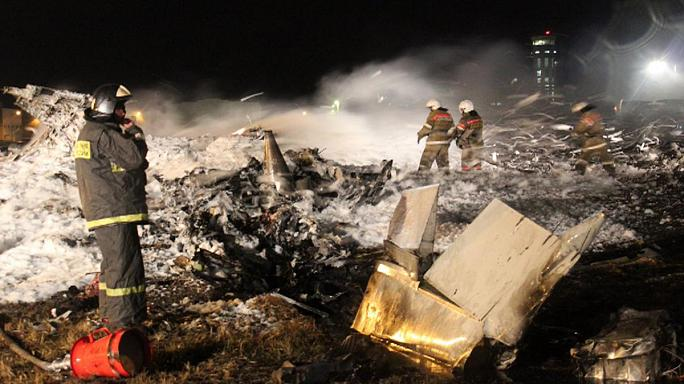 Авиакатастрофа в Казани: почему упал «Боинг»?