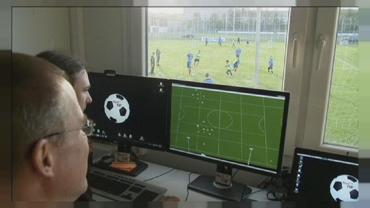 Performance enhancing data the next goal for football trainers