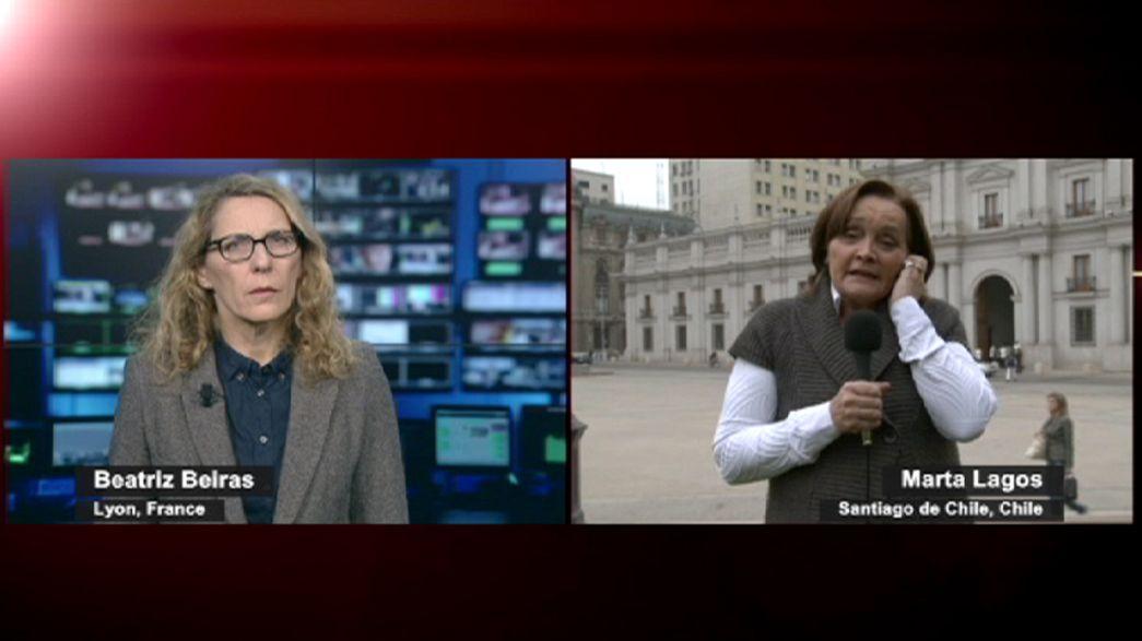 Präsidentenwahl in Chile: Linke Kandidatin verfehlt nur knapp die absolute Mehrheit