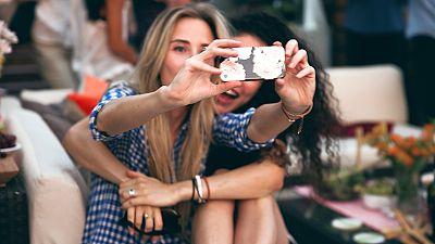 Le 'selfie' couronné mot anglais de l'année