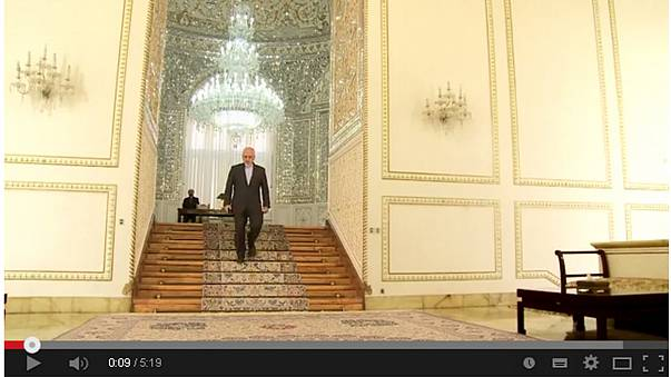 Iranian FM releases video before new round of talks in Geneva