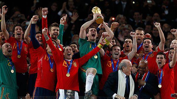 La Roja tuitea sobre su regreso al estadio en el que alcanzó la gloria mundial