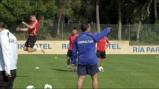 Gibraltar debuta sin goles como miembro de pleno derecho de la UEFA