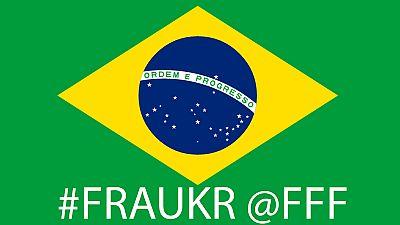 Football : #FRAUKR à la sauce politique