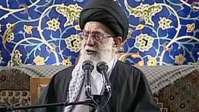Khamenei warns Iran won't move on nuclear 'red lines'