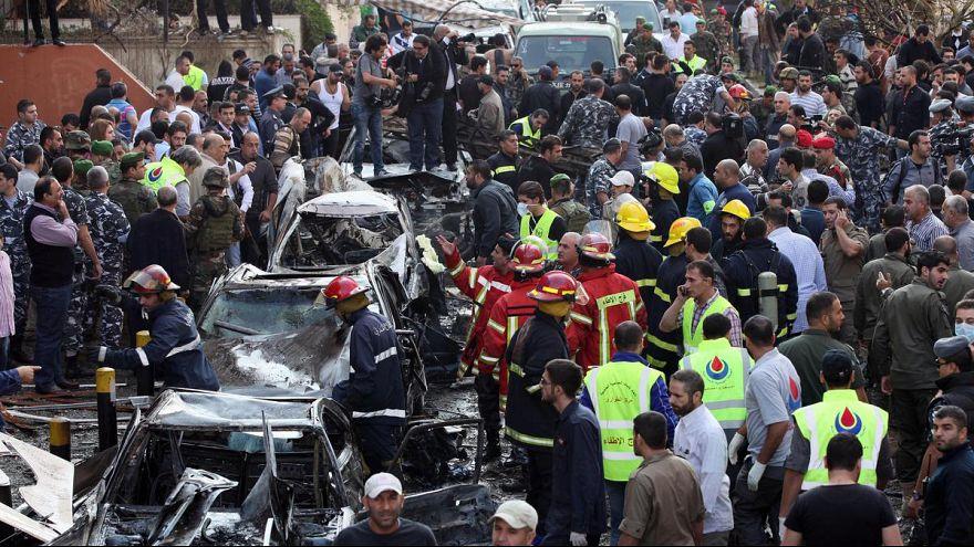 استهداف السفارة الايرانية فاتورة من النزاع السوري يسددها لبنان