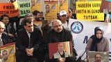 Türk gazeteciler meslektaşları için biraraya geldi