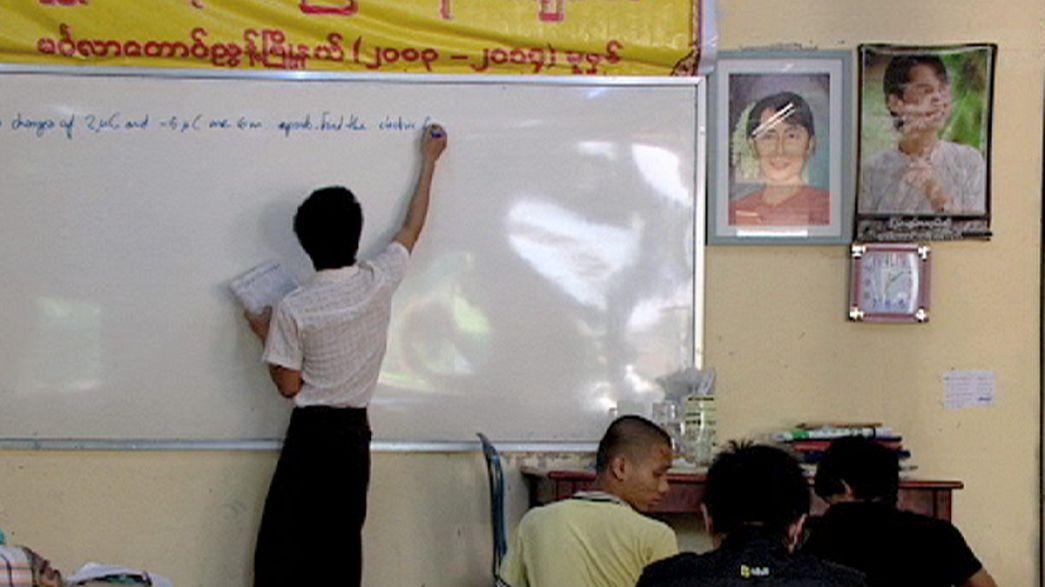 Myanmar: on the road to democracy?