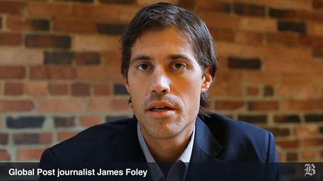 عام على اختفاء الصحافي الاميركي جيمس فولي في سوريا