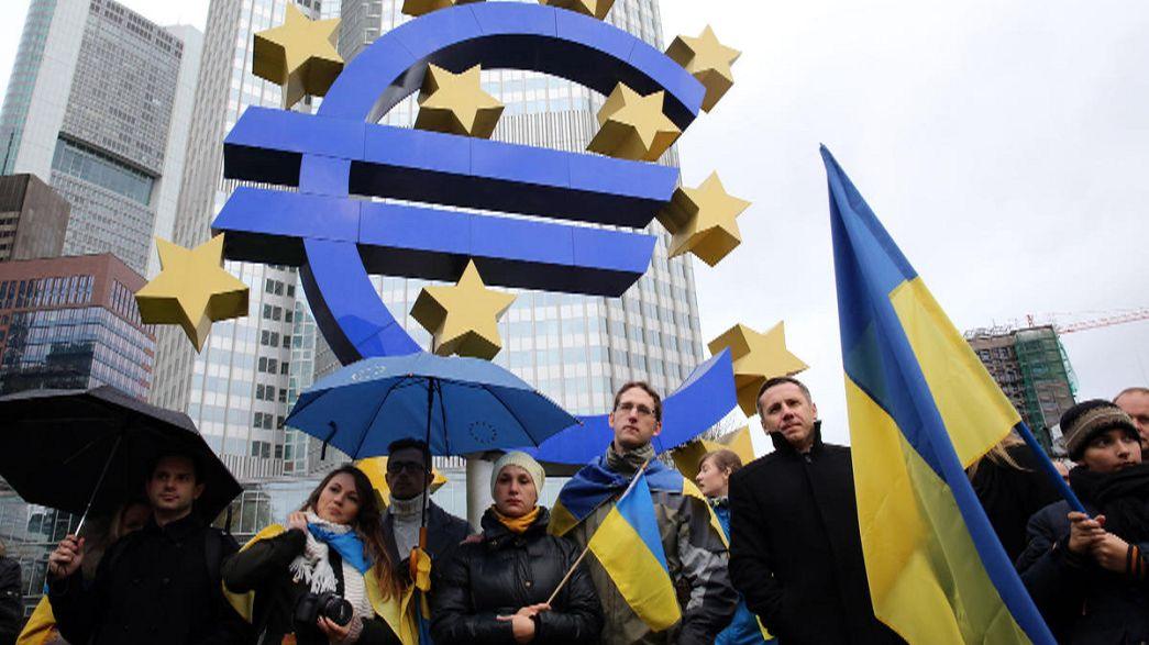L'Ucraina tra due mondi
