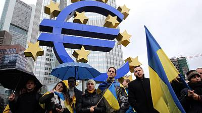 Ukrainians angry over delay on path to 'normalcy' with EU