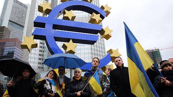Ukrajna Oroszország és Európa között