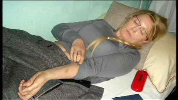 Jailed Tymoshenko on hunger strike over EU U-turn by Ukraine